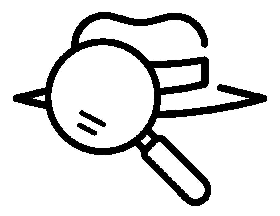 Matdetektivene ikon